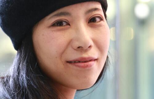Haruka Sagimoto