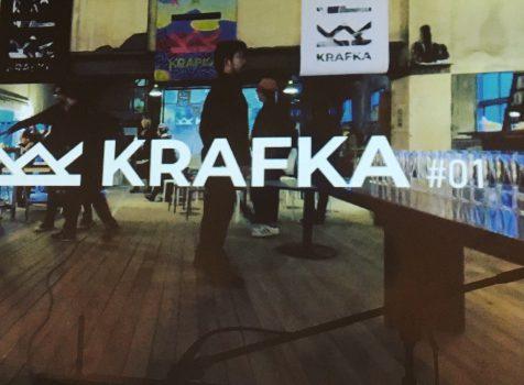 『Krafka #01』開催までの歩み